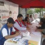 El Ministerio de Justicia realizó mega campaña contra el maltrato infantil en San Juan de Miraflores