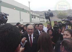 """Ministro de Educación Idel Vexler exhorta al congreso que """"moción de vacancia a PPK no prospere"""""""
