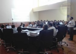 Concejo Municipal aprueba plan de seguridad ciudadana 2018 en San Juan de Miraflores