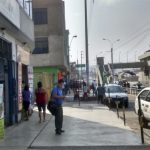 Empresas de transportes interprovincial invaden Av. Los Héroes en San Juan de Miraflores