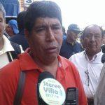 Federación de vehículos menores piden diálogo con alcalde de Villa María del Triunfo
