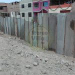 Se le caen las paredes a colegio Jorge Basadre de Villa El Salvador