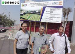 Conformarán comisión de fiscalización para obras en Complejo Deportivo Andrés Avelino Cáceres de Villa María del Triunfo