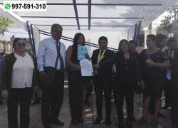 Villa María del Triunfo: Entregan proyecto de Casa del Adulto Mayor de San Gabriel después de 14 años de gestión