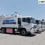 Municipalidad de Villa El Salvador presenta compra de nueva flota de camiones recolectores de basura