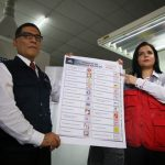 ONPE inició impresión de más de 1 millón y medio de cédulas diarias