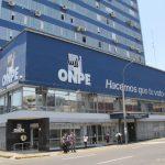 Elecciones 2020: ONPE termina con éxito proceso al 100% de actas electorales