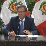 Presidente Vizcarra amplía información sobre medidas de Estado de Emergencia Nacional