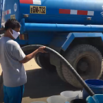 Sedapal entrega gratis agua potable a distritos de Lima y Callao
