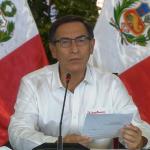 Coronavirus Perú: Presidente Vizcarra informa EN VIVO situación de acciones al día 29
