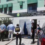 Fabrican e instalan primera cabina de desinfección en comisaría de Villa El Salvador