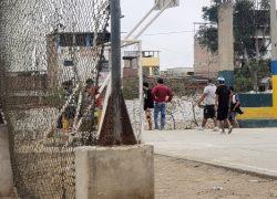 Villa El Salvador: Vecinos fueron intervenidos por jugar fútbol en el primer domingo sin cuarentena
