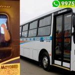 Villa El Salvador: Asaltan y acuchillan a pasajeros en bus de transporte público