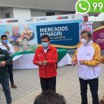 Minagri y Legado Lima 2019 reafirman convenio de instalación de mercados «De la Chacra a la Olla»