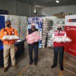 Qali Warma entregó 113 toneladas de alimentos a la Municipalidad de Villa El Salvador