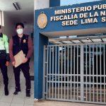 Fiscales de Lima Sur visitan dependencias policías para constatar existencia de detenidos por marcha nacional