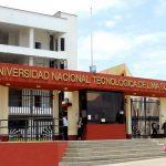 Villa El Salvador: Universidad Nacional Tecnológica de Lima Sur inició suspensión de actividades por estudiantes fallecidos