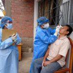 Intervienen 160 viviendas en  nueva Operación Tayta en Villa El Salvador