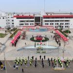 San Juan de Miraflores celebró 56 de fundación con distanciamiento social