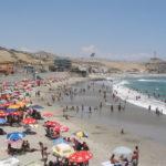 Conductores que manejan en estado de ebriedad en las playas de Lima Sur son sancionados en operativo de alcoholemia