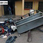 Familia afectada por incendio piden ayuda para salud de su hijo en Villa El Salvador