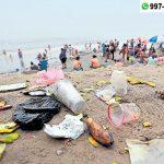 Digesa califica como no aptas varias playas de Lima Sur