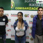 Delincuentes «Los Invencibles de Villa El Salvador» son capturados tras asaltar a mujer