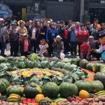 Mayoristas celebraron el Día Mundial de las Frutas y Verduras