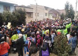 Pasco: Exigen expulsión de ciudadanos venezolanos por muerte de trabajadora de limpieza
