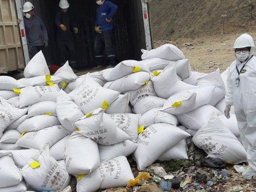 Minagri aplica medidas sanitarias para proteger sanidad agraria del país